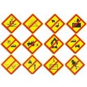 Водоохранные знаки