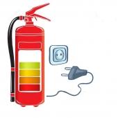 Перезарядка огнетушителей и замена деталей