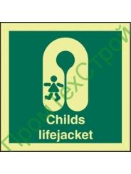 IMO2.12 Детский спасательный жилет