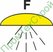 IMO10.110 Помещение или группа помещений, защищенных системой пожаротушения для пены