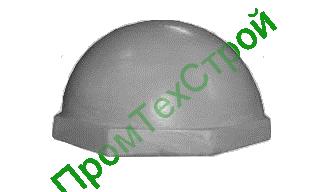Полусфера бетонная ПШ-400