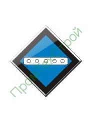 GD-21 Знак «Временный сигнальный знак - Опустить токоприемник.»