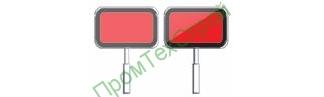 GD-06 Знак «Переносные сигналы для съемных дрезин»
