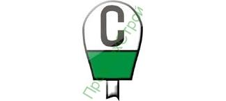 «Переносной сигнальный знак о подаче свистка» GD-07