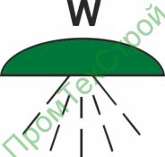 IMO10.113 Помещение или группа помещений, защищенных системой пожаротушения для воды