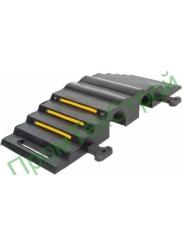 Кабель-канал резиновый 2 канала МШ 2-20