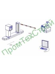 Автоматическая парковочная система АПС-СОН минимальная комплектация