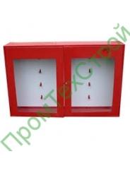 Щит пожарный закрытый, металл (окно)(без комплекта)