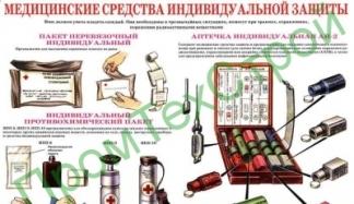 ПЛ 37 медицинские средства защиты
