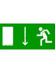 Е10 Направление к эвакуационному выходу