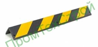 Демпфер угловой резиновый прямой ДУ-8