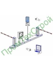 Автоматическая парковочная система АПС-СОН