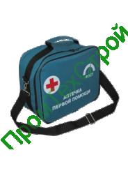 Аптечка первой помощи работникам по приказу Минздравсоцразвития №169Н (сумка)