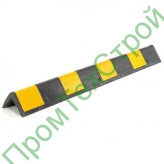 Демпфер угловой резиновый прямой ДУ-12