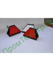 Дорожный световозвращатель КД-5 резина