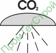 IMO10.108 Помещение или группа помещений, защищенных системой пожаротушения для двуокиси углерода