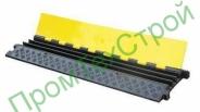 Кабель-канал резиновый 3 канала ККР 3-12