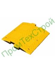 Дорожная неровность ИДН-500-1 желтый
