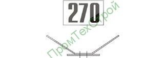 GD-33 Знак «Путевой особый знак номера стрелки.»