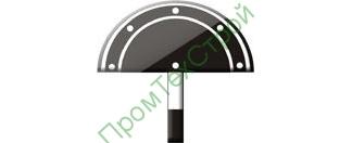 GD-12 Знак «Временный сигнальный знак - Подготовиться к поднятию ножа и закрытию крыльев.»