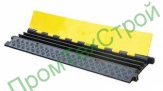 Кабель-канал резиновый 3 канала ККР 3-20