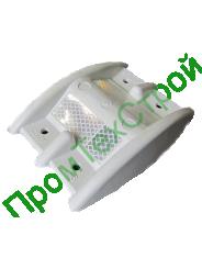Светоотражатель пластиковый с катафотами КД-3 «Горб»