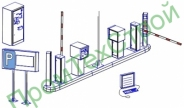 Автоматическая парковочная система АПС-СОН стандартная комплектация