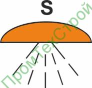 IMO10.114 Помещение или группа помещений, защищенных системой пожаротушения для спринклерной системы