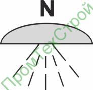 IMO10.109 Помещение или группа помещений, защищенных системой пожаротушения для азота