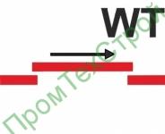 IMO10.23 Противопожарная самозакрывающаяся скользящая дверь класса А водонепроницаемая