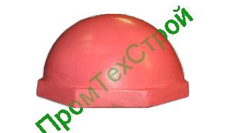 Полусфера бетонная ПШ-400К