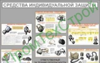 СТ8-1 средства индивидуальной защиты